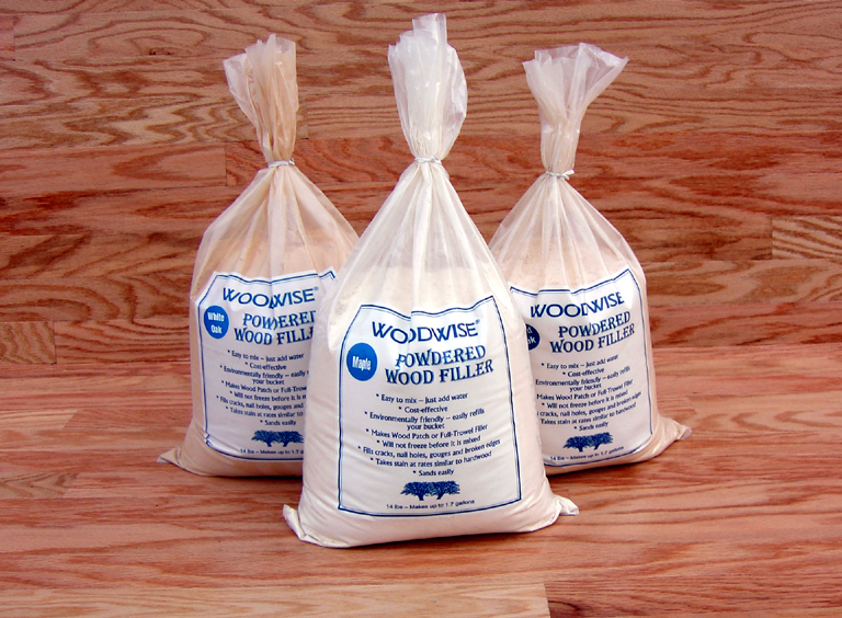 Powdered Wood Filler - Woodwise